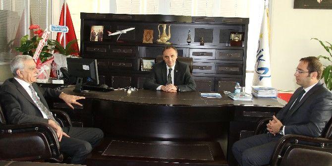 Ahmet Türk'ten Dika'ya Ziyaret
