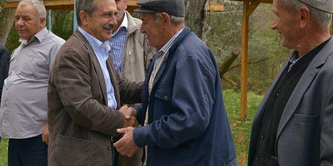 Başkan Ataç, Seyitgazi'nin Muhtarları İle Bir Araya Geldi