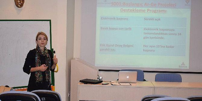 """Arinkom Tto'dan """"3001:başlangıç Ar-ge Projeleri Destekleme Programı Tanıtım Toplantısı"""""""