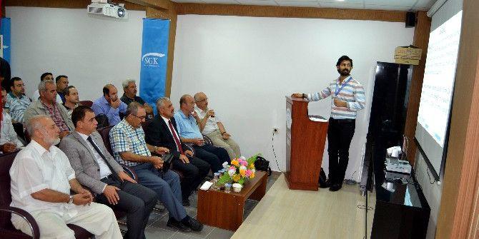 Sgk'dan Suriyelilere Eğitim