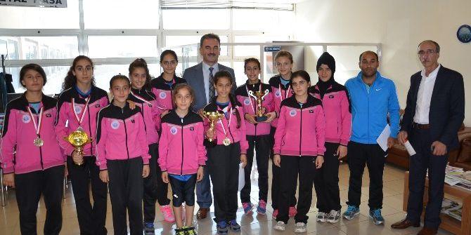 Gemlikli Atletizmciler Almadık Madalya Bırakmadı