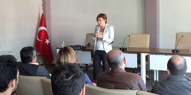 Kırşehir'de Medya Okur-yazarlığı Eğitimi Verildi