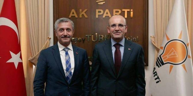 Tahmazoğlu Başbakan Binali Yıldırım İle Bir Araya Geldi