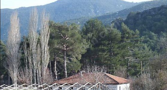 Antalya Kaş Hacıoğlan Köyü