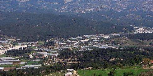 Antalya Kaş Karadağ Köyü