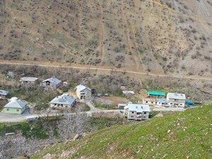Hakkari Çimenli Köyü