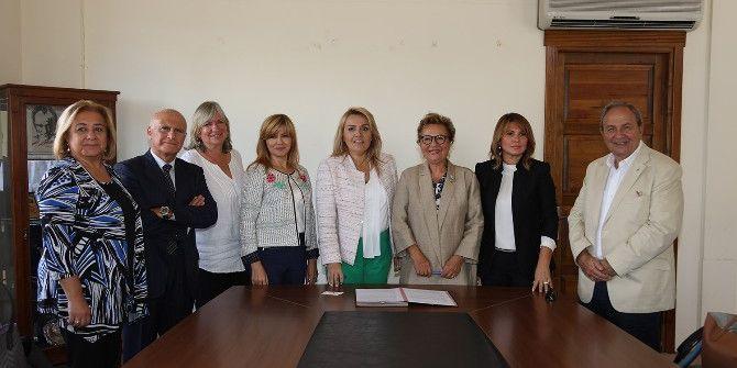 Urla Belediyesi İle Koruncuk Vakfı Arasında Protokol