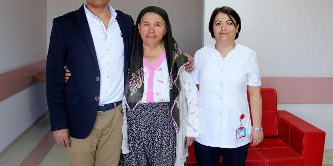 Afyonkarahisar Devlet Hastanesinde Bir İlk Daha Gerçekleşti