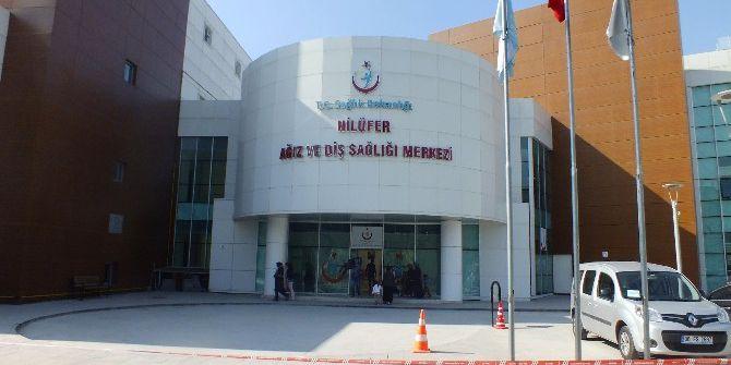 Nilüfer Ağız Ve Diş Sağlığı Merkezine 300 Bin Başvuru