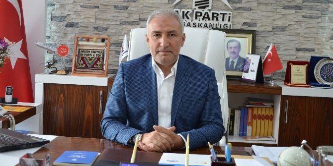 Ak Parti Malatya İl Başkanı Hakan Kahtalı: