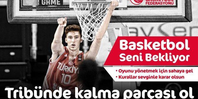 Aydın'da Basketbol Aday Hakem Ve Masa Görevlisi Kursu Açılıyor