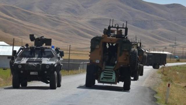 Diyarbakır - Mardin Karayolu'nda  Hain Saldırı