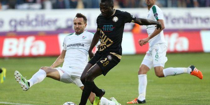 Bursaspor'un Osmanlıspor'a Karşı Şansı Tutmuyor
