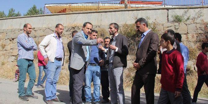 Bitlis Belediyesinden Yeni Yol Açma Çalışması