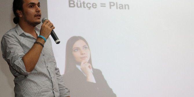 Kbü'de Öğrencilere 'Paramı Yönetebiliyorum' Konferansı