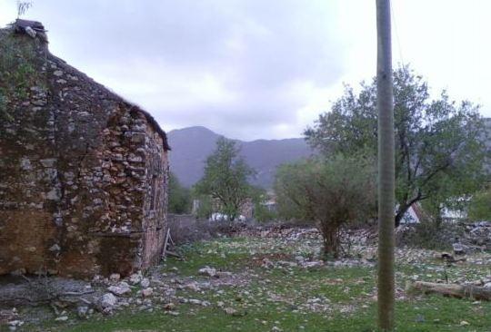 Antalya Kaş Sahilkılıçlı Köyü