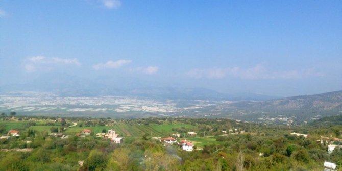 Antalya Kaş Üzümlü Köyü