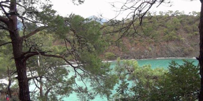 Antalya Kemer Çamyuva Köyü