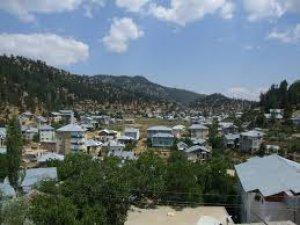 Mersin Abanoz Köyü
