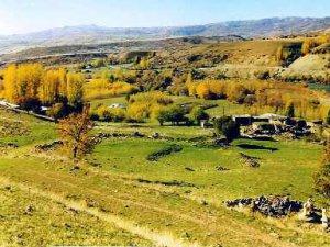 Tunceli Aktuluk Köyü