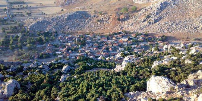 Antalya Korkuteli Karakuyu Köyü