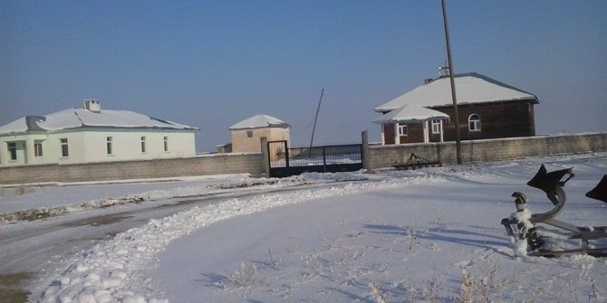 Ağrı Eleşkirt Alkuşak Köyü