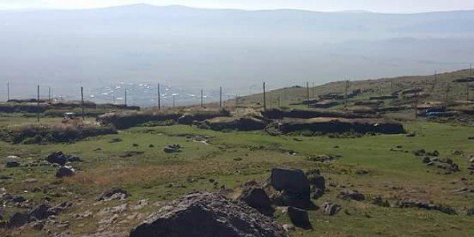Ağrı Eleşkirt Çetinsu Köyü