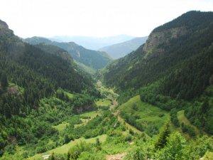 Artvin Balıklı Köyü