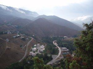 Gümüşhane Akçakale Köyü
