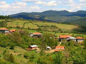 Kastamonu Karahalılılar Köyü