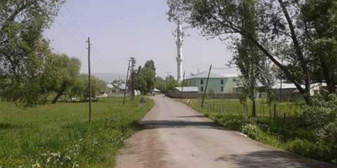 Ağrı Eleşkirt Sadaklı Köyü