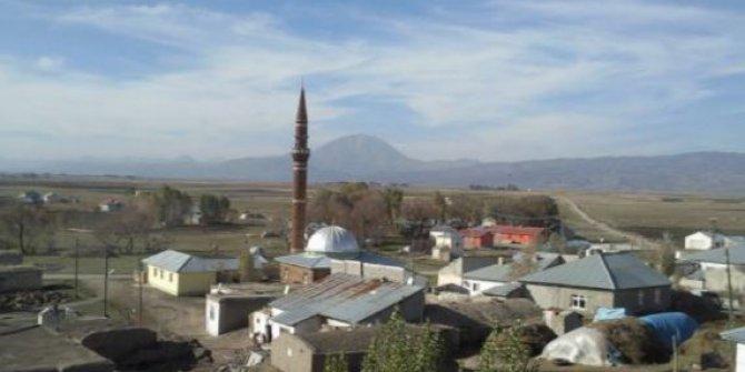 Ağrı Eleşkirt Yanıkdere Köyü