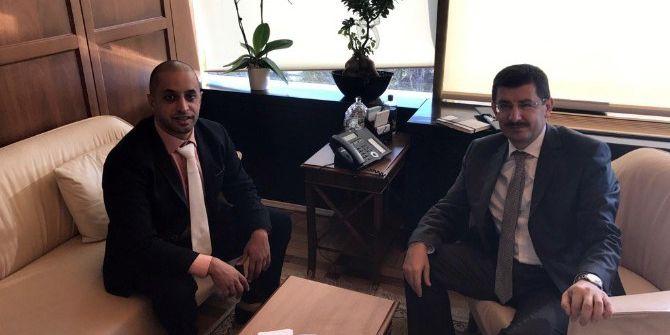 Borsa İstanbul İle Dubai Emtia Merkezi İşbirliği Yolunda