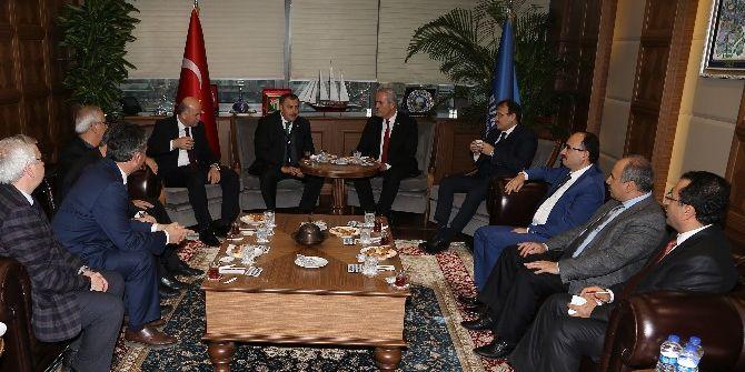 """Eroğlu: """"Uludağ Bursalıların"""""""