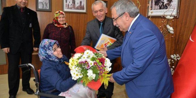 Vali Ahmet Hamdi Nayir: Engellilerin Sorunları Toplumun Tamamını İlgilendiriyor