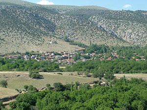 Çorum Çıkrık Köyü