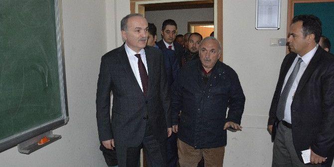 Bilim,sanayi Ve Teknoloji Bakanı Özlü Akçakoca'da