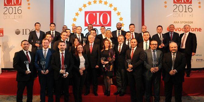 'Cıo Ödülleri 2016' Sahiplerini Buldu
