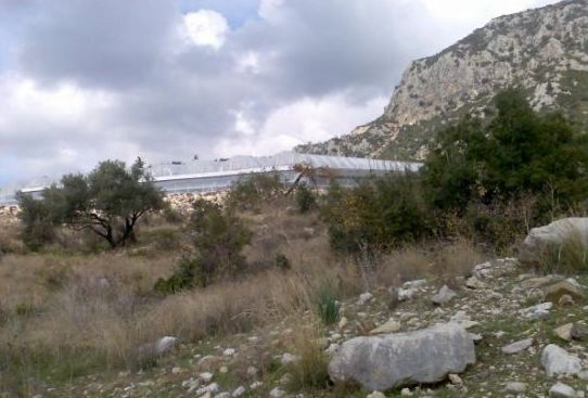 Antalya Kumluca İncircik Köyü