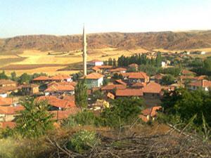 Çorum Sungurlu Hacıosman Köyü
