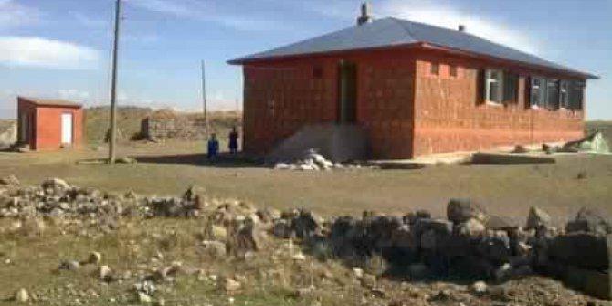 Ağrı Patnos Dizginkale Köyü