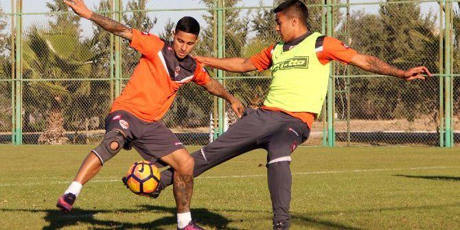 Adanaspor'da Trabzonspor Maçı Hazırlıkları Sürüyor