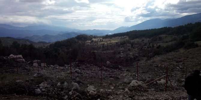 Antalya Kumluca Karacaören Köyü