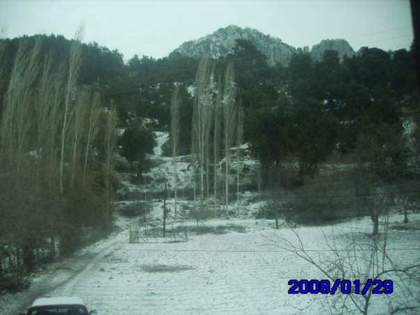 Antalya Kumluca Kuzca Köyü