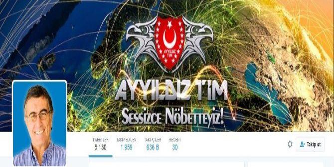 Ayyıldız Tim, Hasan Cemal'in Twitter Hesabını Ele Geçirdi