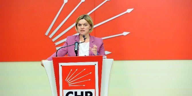 Chp'den Anayasa Teklifinde Yer Alan Yedek Vekilliğe Tepki