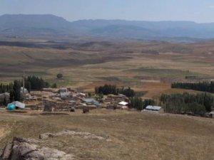 Sivas Ağılkaya Köyü