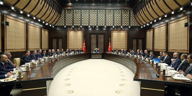 Cumhurbaşkanı Erdoğan, Irak Türkmen Heyetini Kabul Etti