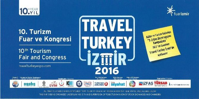 Kuşadası Travel Turkey'e Katılıyor