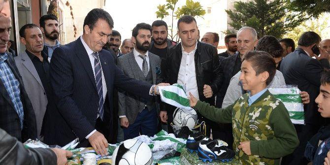 Osmangazi'den Amatör Spora Destek